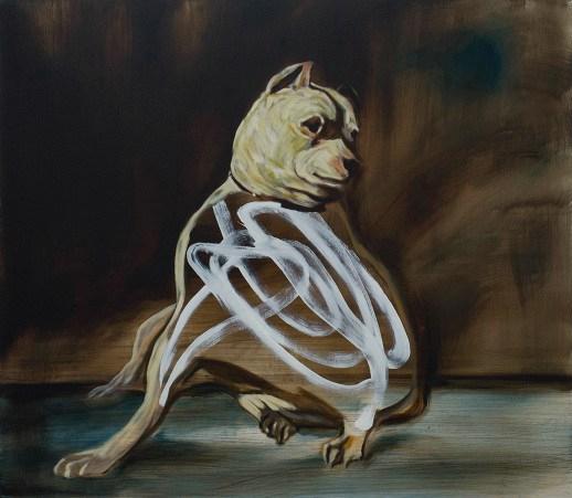 Marco Piemonte - Nude I (Nude Series) - 2018 - Oil on cavas - 70x80cm